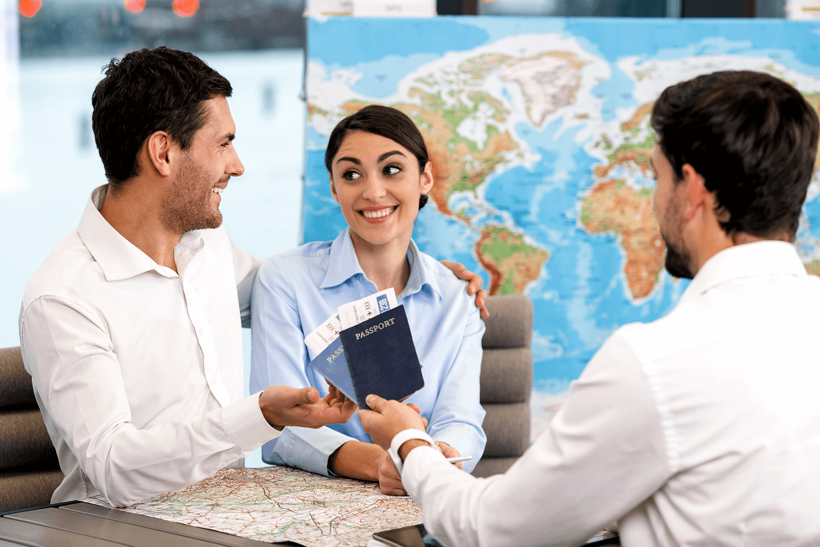 Centre for ISO9000 Travel Agencies